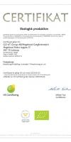 Certifikat BeredningFörädling Livsmedel EU 2019