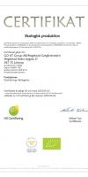 Certifikat Djurhållning EU 2019