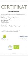 Certifikat Växtodling EU 2019
